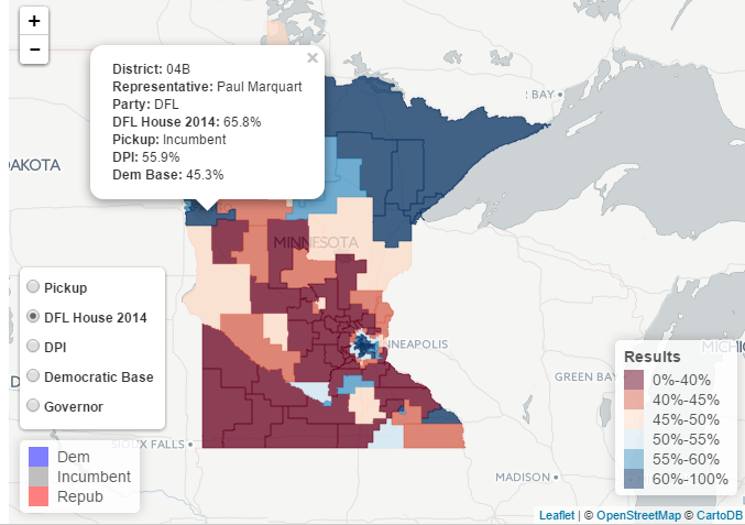 Build An Interactive Election Explorer With Leaflet And R PolitiNerd - Map of the us gis r choropleth