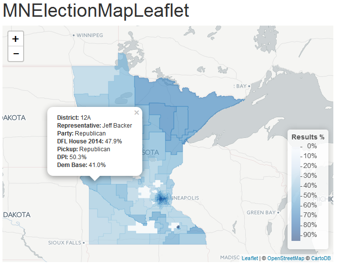 Build an Interactive Election Explorer with Leaflet and R